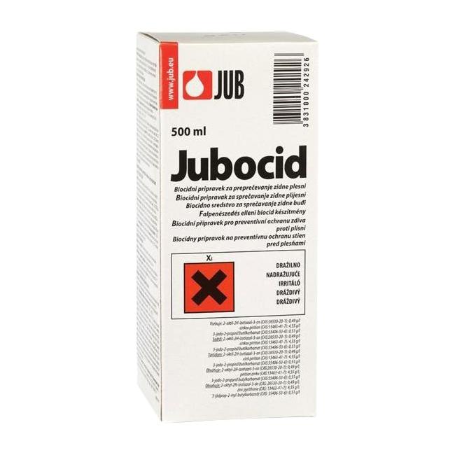 JUBOCID-SREDSTVO PROTIV ZIDNIH PLESNI  0.5 lit | Uradi sam