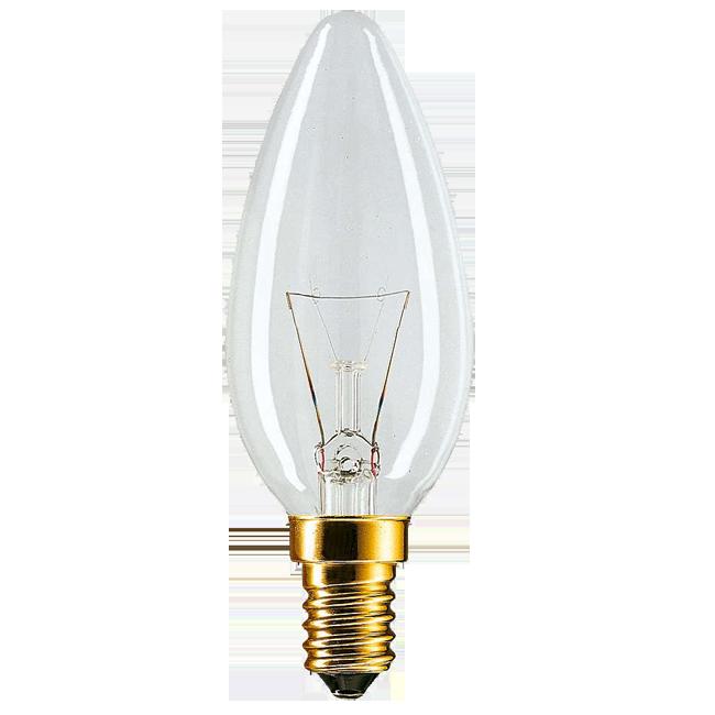 Philips b35 25w e14 -sveća bistra | Uradi Sam Doo