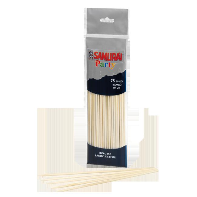 SAMURAI 75 štapiĆa od bambusa 20cm | Uradi Sam Doo