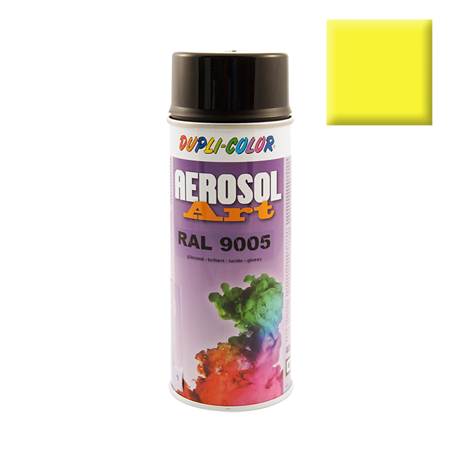 AEROSOL ART RAL 1018 GL. 400ml | Uradi sam