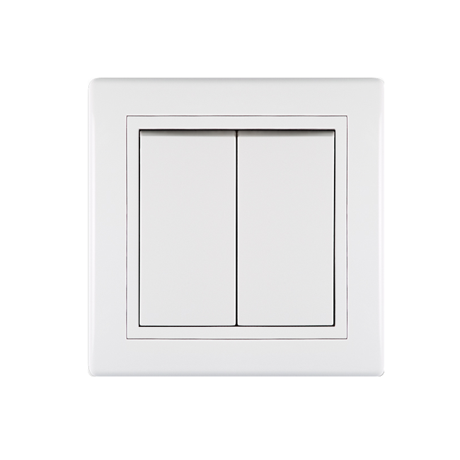 Prekidač serijski beli  10a 250v 606.000 | Uradi Sam Doo