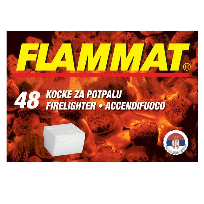KOCKA ZA POTPALU FLAMMAT 48/1  | Uradi Sam Doo
