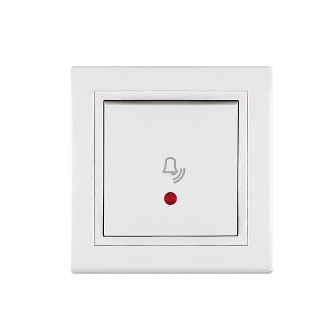 Zvono, taster sa indikacijom 10a 250v, | Uradi Sam Doo