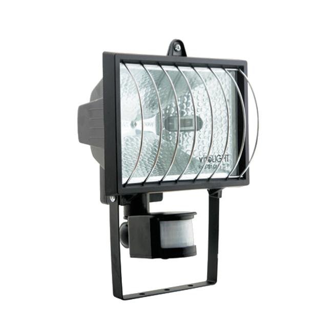 Reflektor crni 500w sa senzorom | Uradi Sam Doo
