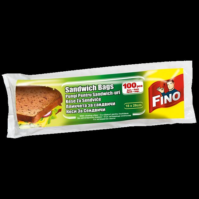 Čuva namirnice svežim dok istovremeno održava njihov ukus i miris. Mogu se koristiti u frižideru i zamrzivaču.