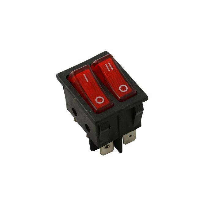 Prekidač kvarcne peći dupli tinjalica irs-2101-1c3 | Uradi Sam Doo