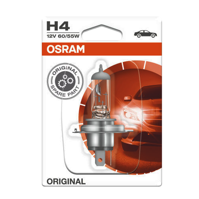 SIJALICA OSRAM H4 12V 60/55W P43t | Uradi sam