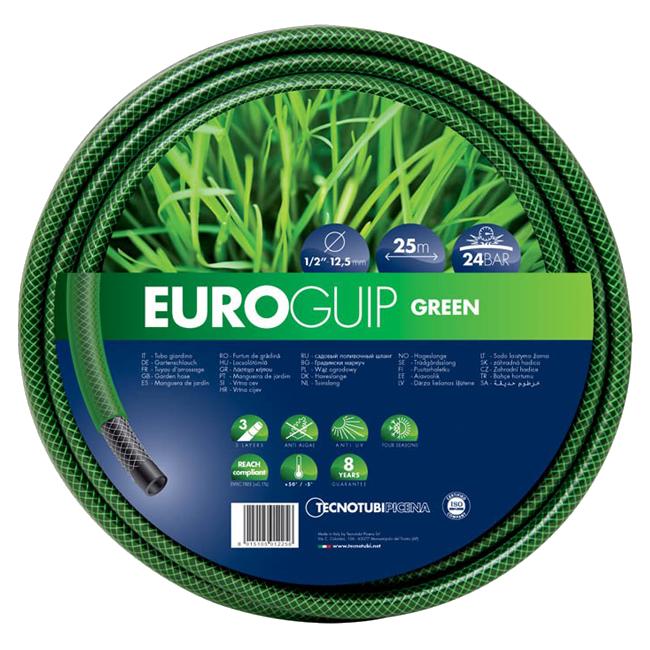 CREVO BAŠT. EURO GUIP PVC  25m  1/2  | Uradi Sam Doo