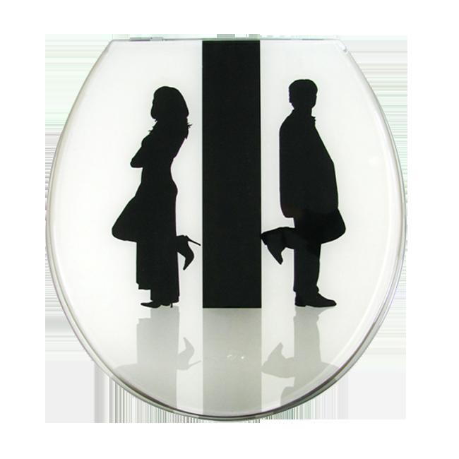 WC DASKA 42X36CM SMOLA | Uradi Sam Doo