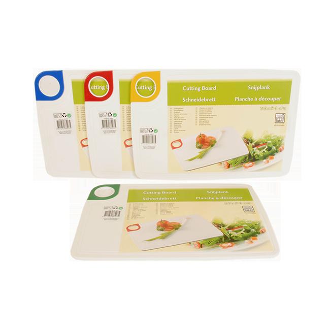 Višenamenska daska za sečenje veoma dobro podnosi pritisak i vibracije noža,takođe otporna na udarce čekića za meso.Idealan izbor za vaše domaćinstvo.