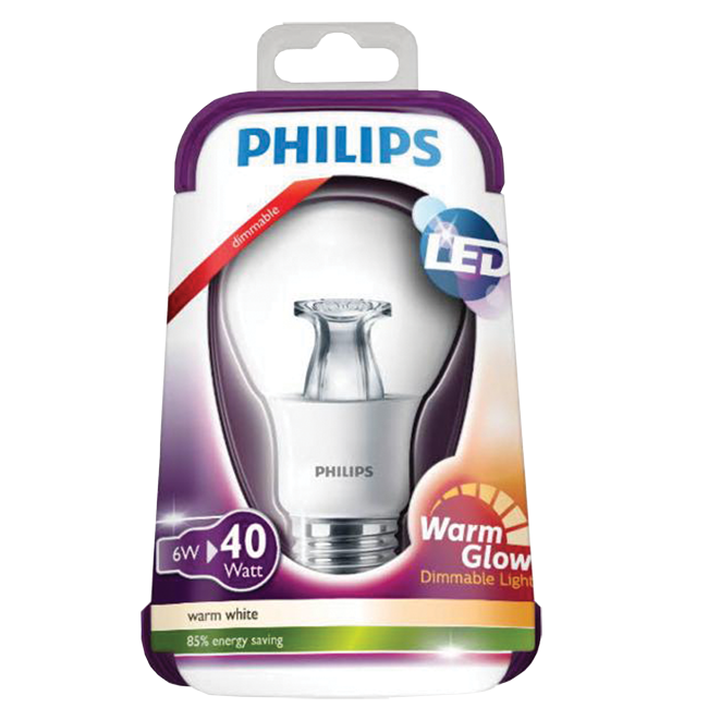 SIJALICA LED A60 E27 6-40W DIMABILNA PHILIPS | Uradi sam
