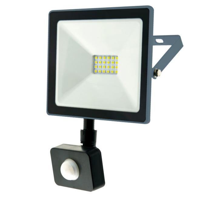 REFLEKTOR LED INDUS-S SMD SA SENZOROM  20W 6000K VITO  3021601 2000Lm  | Uradi Sam Doo