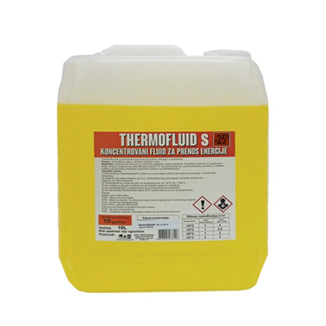 Antifriz za grejanje 40 termofluid 10l | Uradi Sam Doo