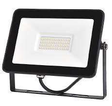 REFLEKTOR LED 50W 230V 5000K CRNI HELIOS50 | Uradi Sam Doo