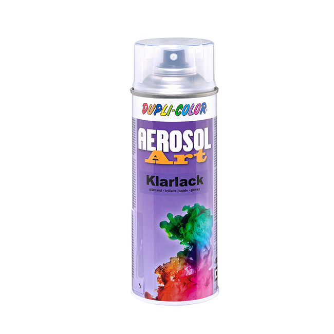 ĆROSOL ART CLEAR LACQUER MAT 400ml