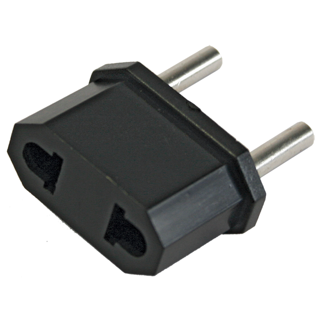 ADAPTER AC 250V   AUDIO-VIDEO
