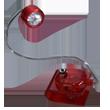 Lampa sa štipaljkom i 1 led diodom | Uradi Sam Doo Lampa sa štipaljkom i 1 led diodom | Uradi Sam Doo