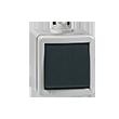 Sklopka og jednopolna metalna ip54 10a 250v ant. | Uradi Sam Doo