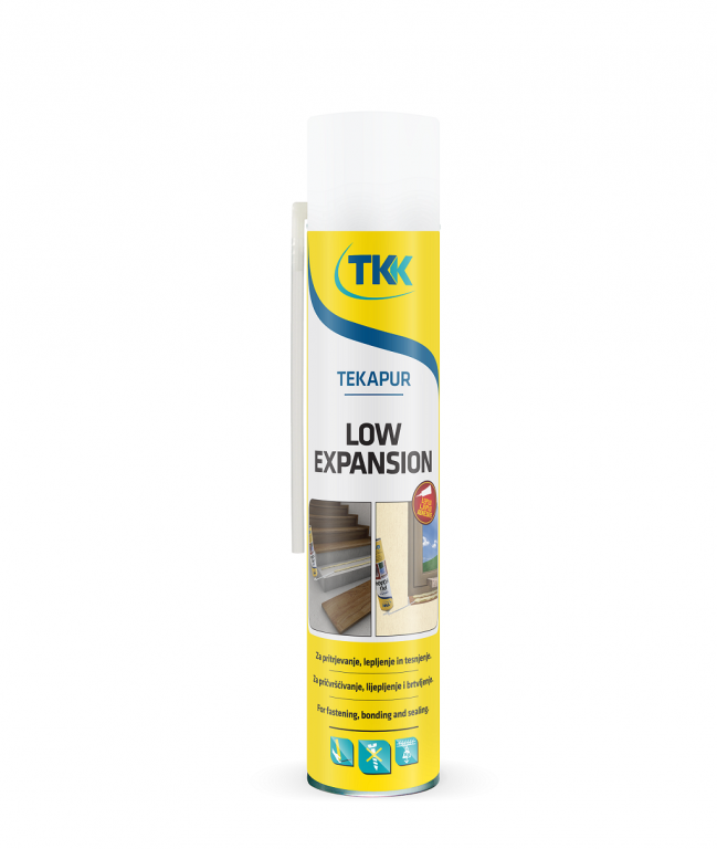 PUR PENA TKK LOW-EXP. 750ml | Uradi sam