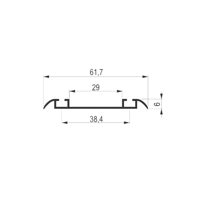 SET ŠINA EP-16 L3M