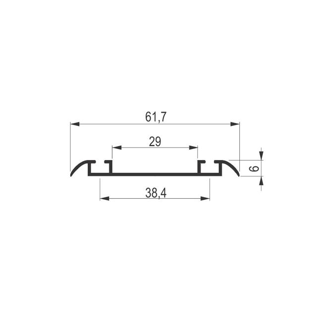 SET ŠINA EP-16 L=3M | Uradi Sam Doo