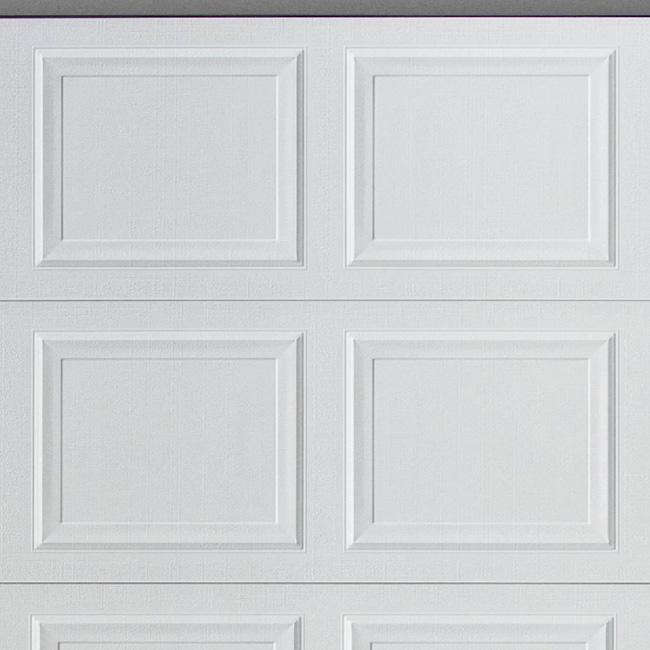GARAŽNA VRATA SEGMENTNA 9100 2500X2125 BELA | Uradi Sam Doo