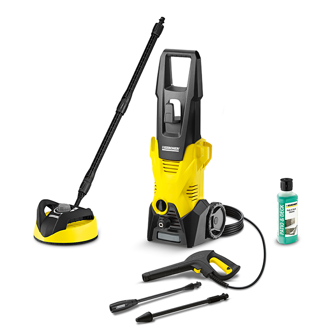 PERAČ KARCHER K3 HOME | Uradi sam