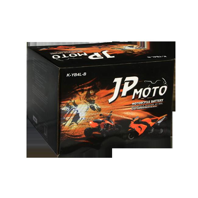 AKUMULATOR 12V-4 AH D JP MOTO