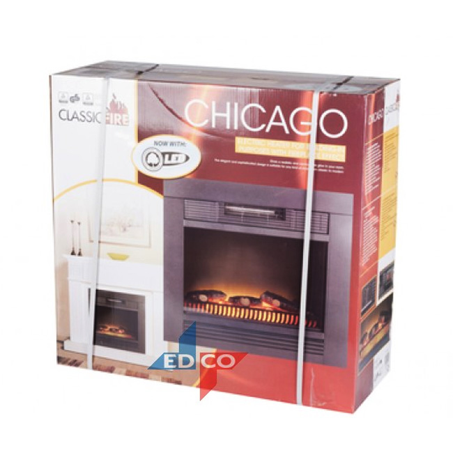 KAMIN CHICAGO LED 1800W | Uradi Sam Doo