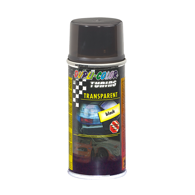 AUTO SPAY TRANSPARENT BLACK 150ML