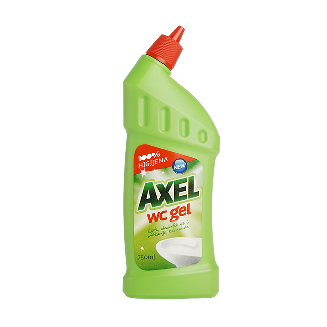AXEL WC GEL 750ml | Uradi Sam Doo