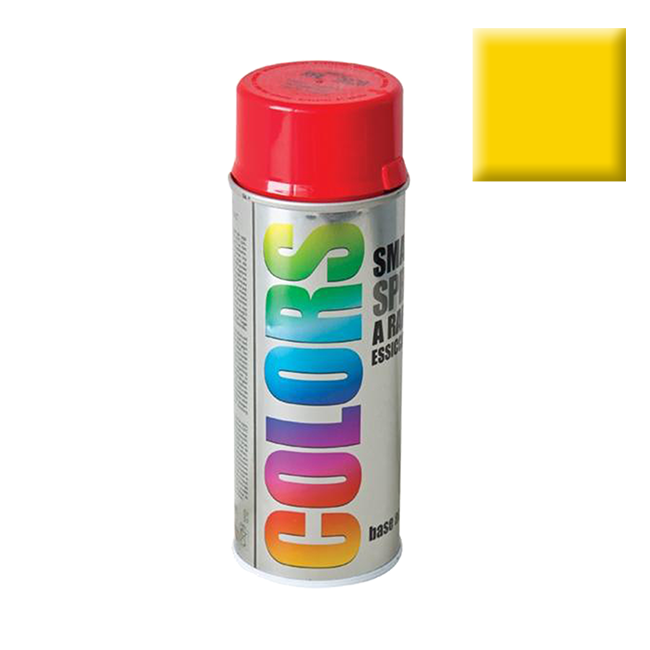 SPRAY COLORS RAL 1023 400ml