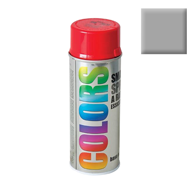SPRAY COLORS RAL 9006 400ml