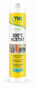 TKK SILIKON ZA TEMP. 300C 300ml | Uradi sam