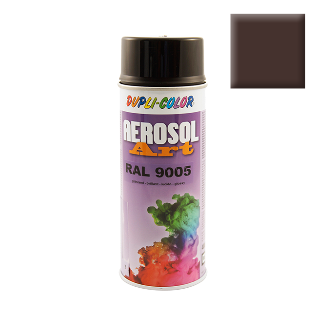 AEROSOL ART RAL 8017 MAT 400ml | Uradi sam