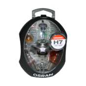 SIJALICE OSRAM GARNITURA  EUROBOX H - 7 12V 55W