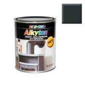 ALKYTON TEMP.OTPORNI DO 750C  CRNI 750ML | Uradi sam
