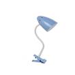 Lampa stona plava e27,40w sa štipaljkom | Uradi Sam Doo
