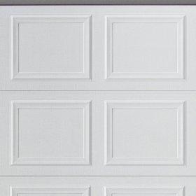 GARAŽNA VRATA SEGMENTNA 9100 3000X2125 BELA | Uradi Sam Doo