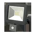 Reflektor led 9010s 10w smd 6400k senzor soled   Uradi Sam Doo